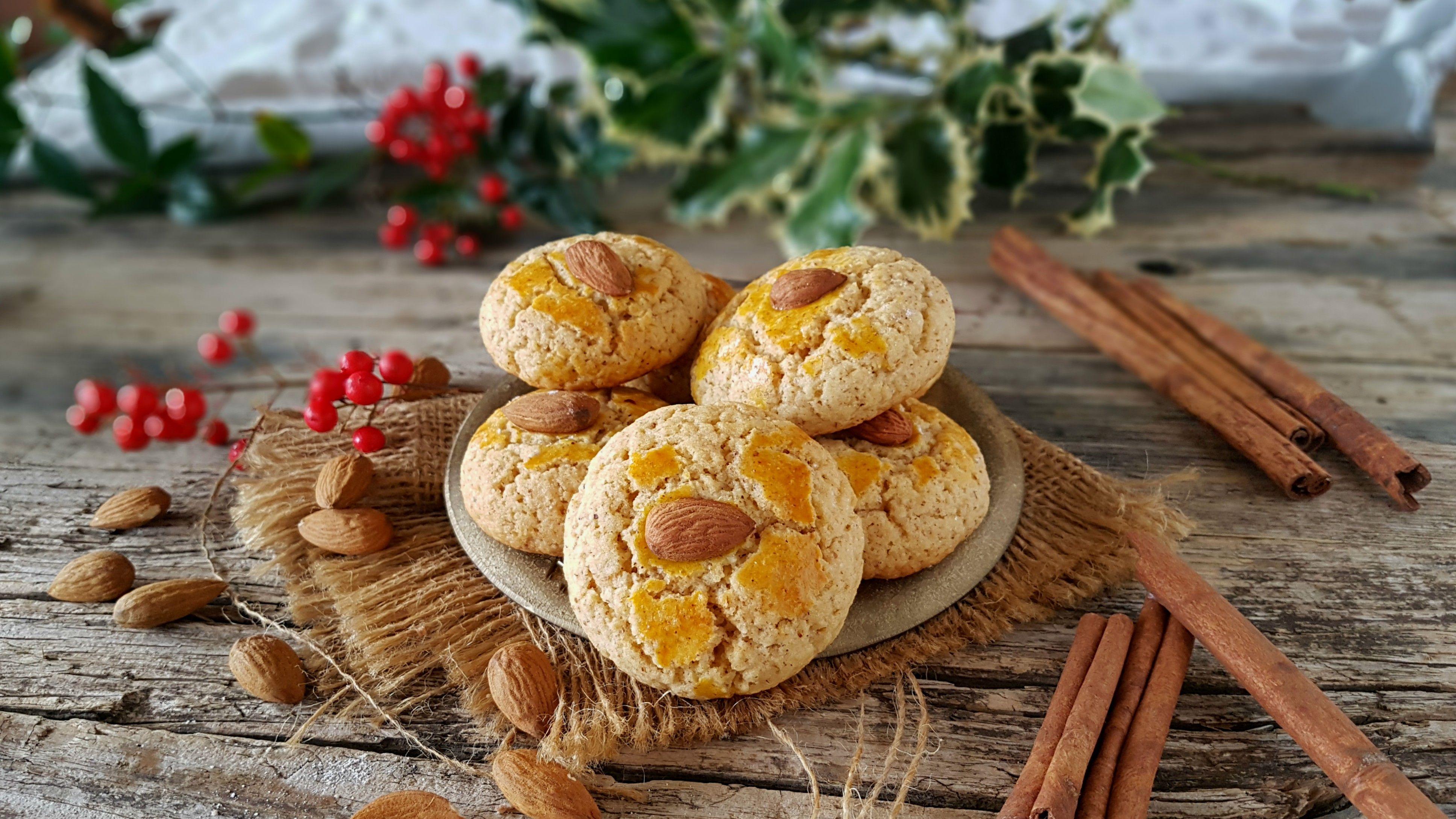 Biscotti Classici Di Natale.I Biscotti Roccoco Sono Una Golosa Variante Dei Classici Roccoco Di