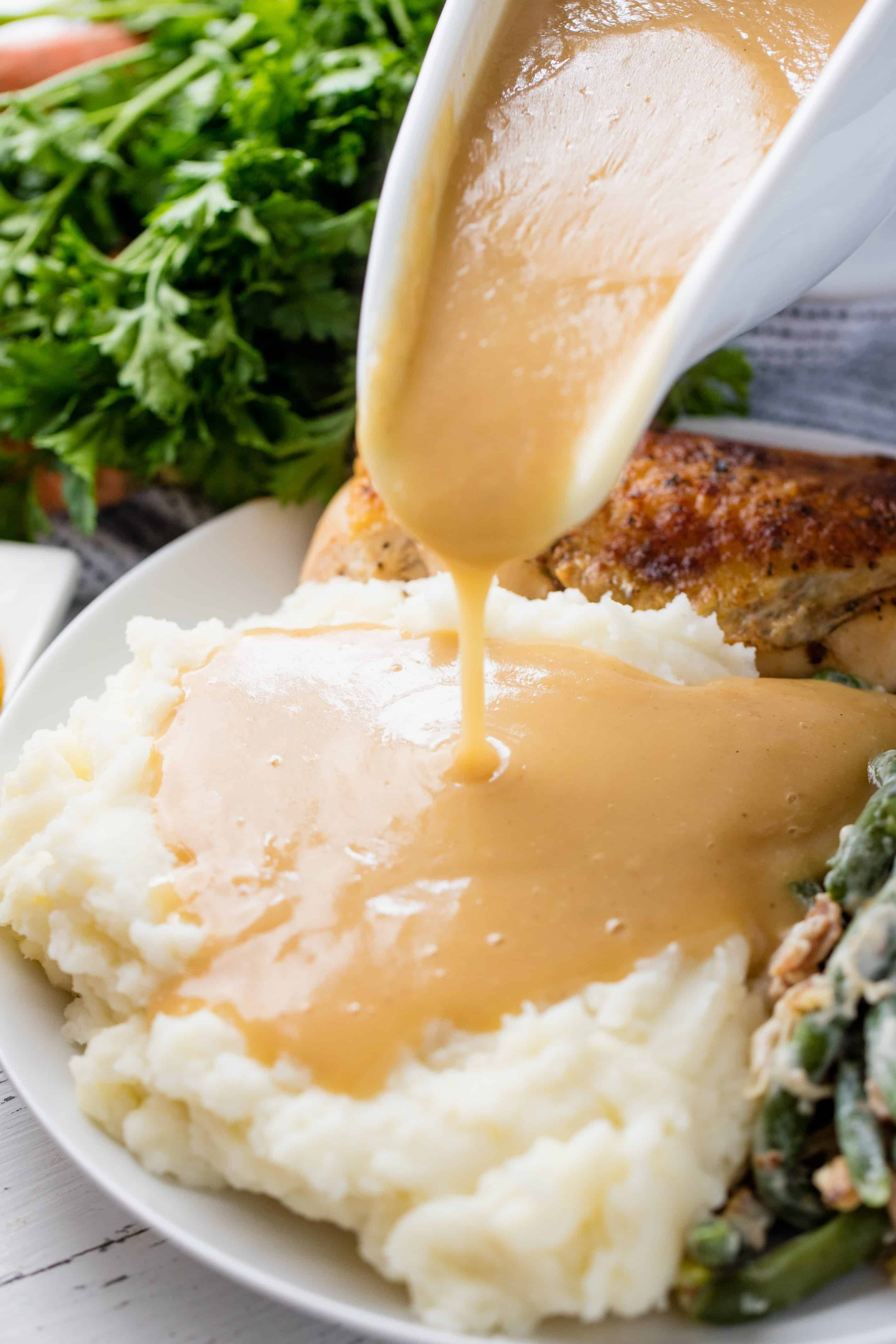 How To Make Gravy The Ultimate Guide Recipe Homemade Gravy Homemade Turkey Gravy How To Make Gravy