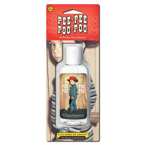 Hand Sanitizer Pee Pee Poo Poo Quirks Hand Sanitizer