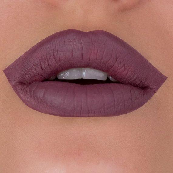 Velvetines Matte Lipstick ($16) liked on Polyvore