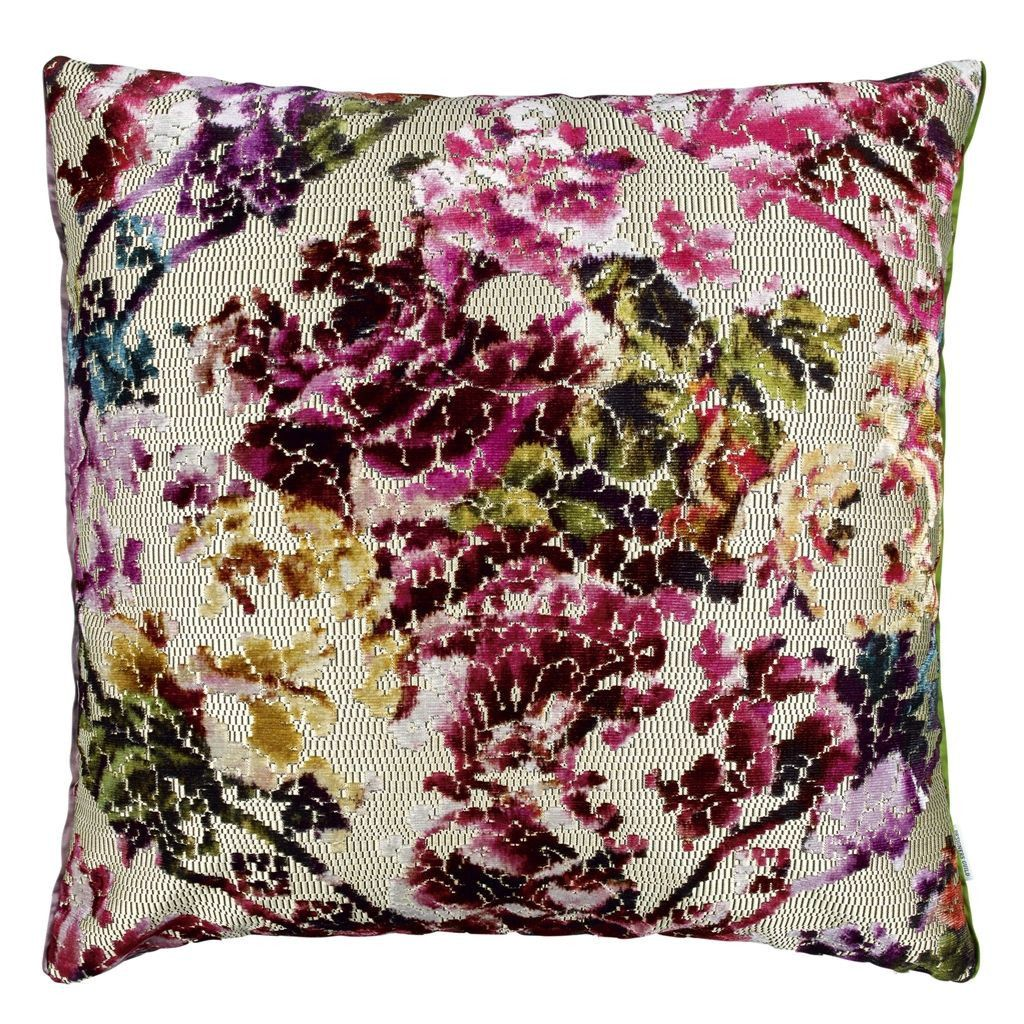 Designers guild cushions martineau berry new cushions