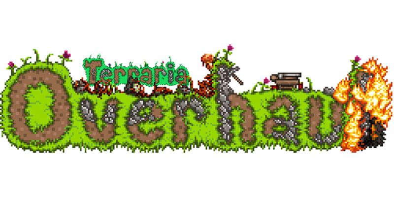 Playing with the Terraria Overhaul + Calamity + Thorium +