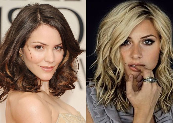 Shoulder Length Hairstyle With Bangs 2017 : Medium length hairstyles 2017 for wavy hair ideas