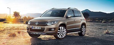 Volkswagen Tiguan Sport & Style 7-DSG