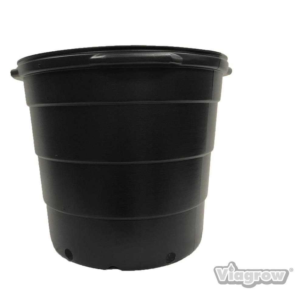Round Plastic Nursery Garden Pots