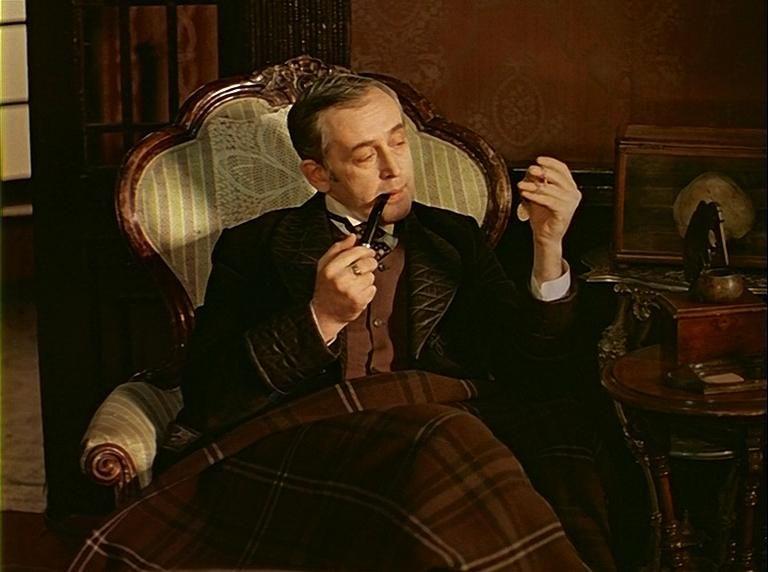 Шерлок холмс и доктор ватсон знакомство 7 серия