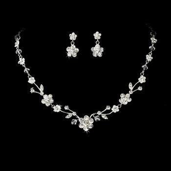 Swarovski Crystal Wedding set My fashion Pinterest Crystal