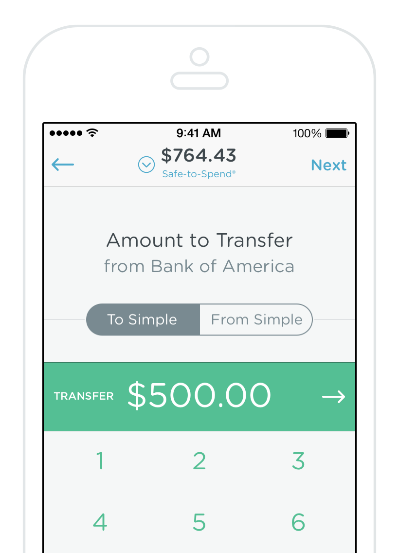 Online Banking With Automatic Budgeting Savings Online Banking Budgeting Banking