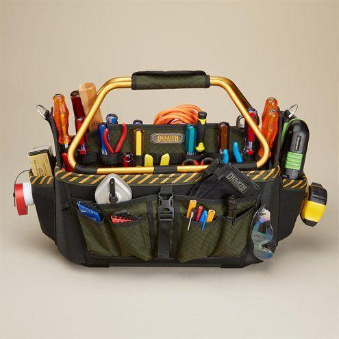 The Arsenal Open Top Tool Bag Tool Bag Bags Tool Belt