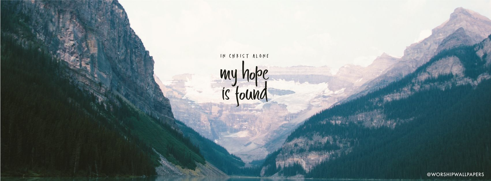 In Christ Alone // Owl City Facebook cover photos