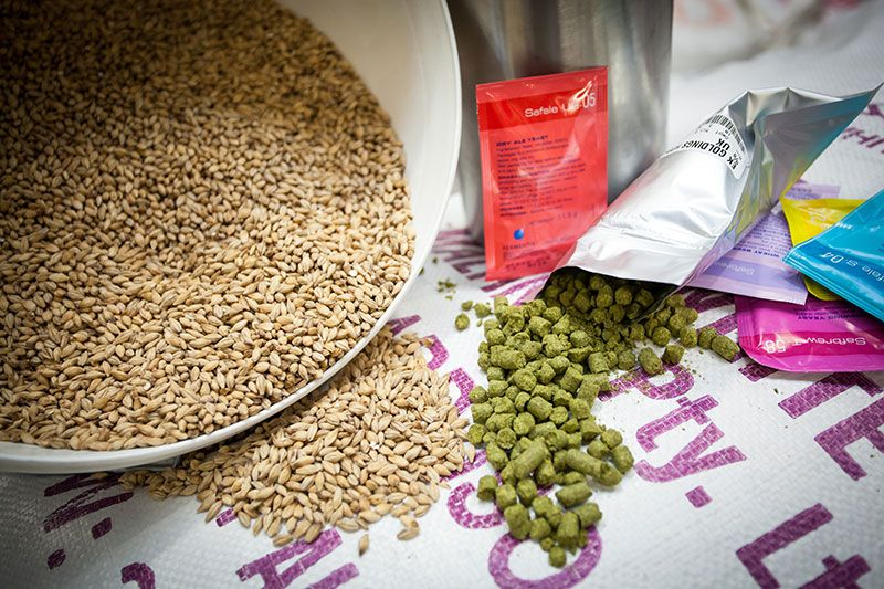 Freshest Home Brew ingredients in Geelong!