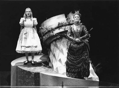 Alice Through the Looking Glass', adapted for the stage by James ...