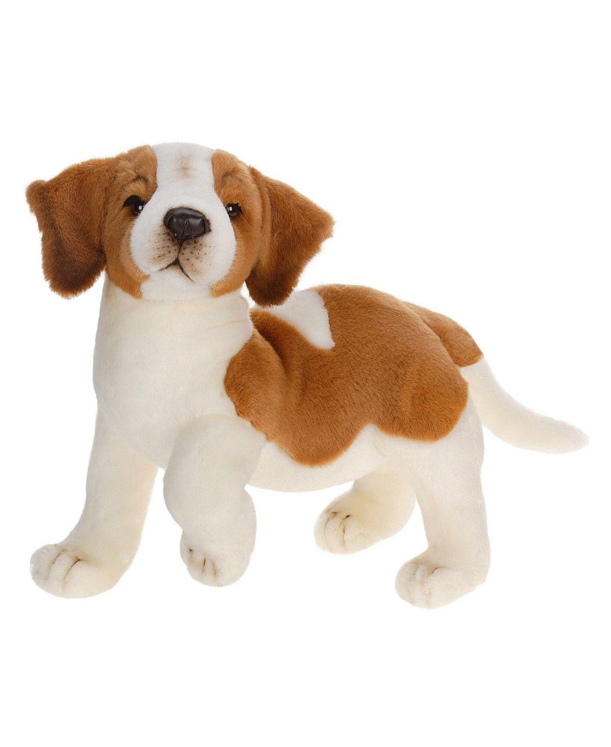 "Hansa St Bernard 14"" Puppy Plush Toy & Reviews Home"