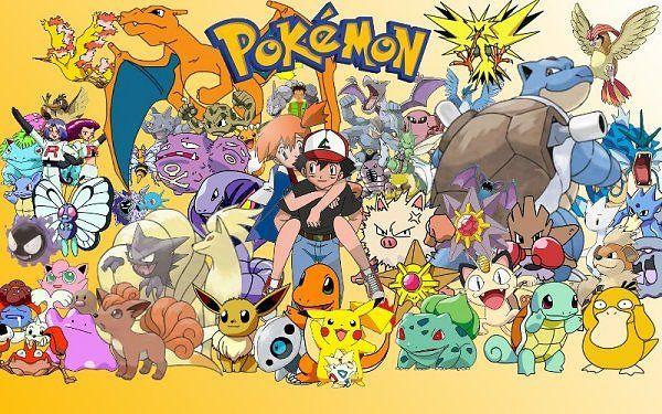 Pokemon Pokemon Pokemon Indigo League Anime