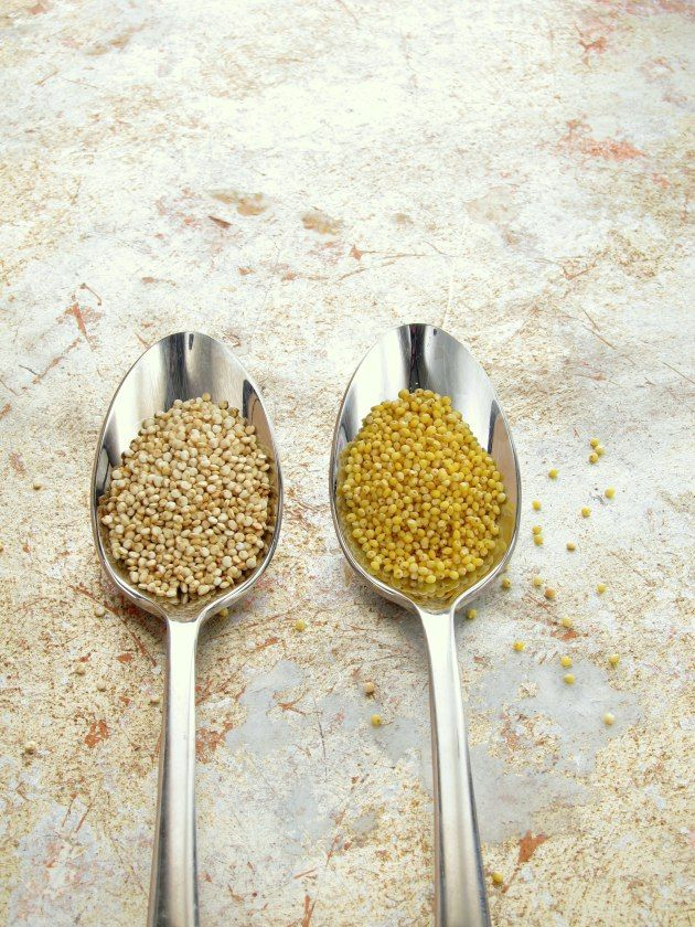 millet it's the new quinoa  hip pressure cooking
