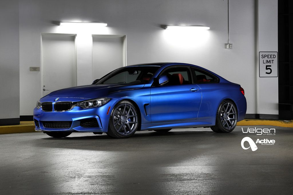 BMW I M Sport On Inch Velgen VMB Wheels Whip EDM BMW - 2014 bmw 435i m sport