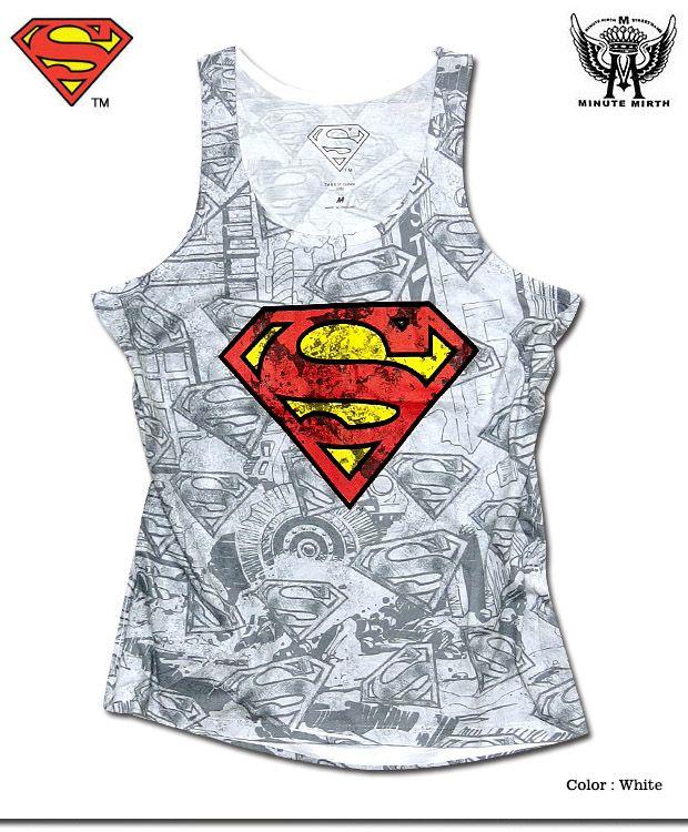 567bfd60c536f6  楽天市場 タンクトップ メンズ スーパーマン SUPERMAN タンクトップ タンク   「MINUTE