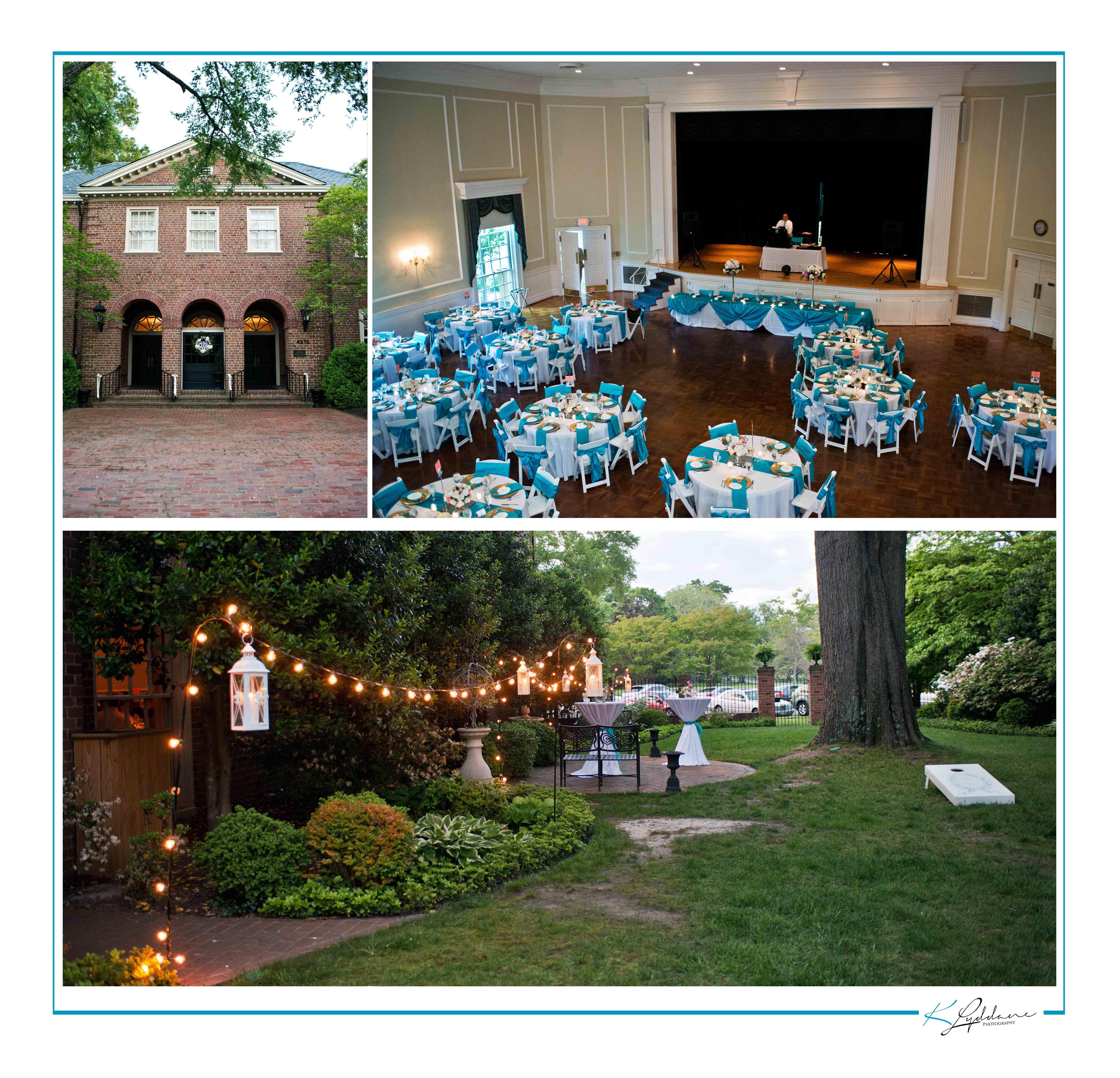 Party Halls In Richmond Va: Tuckahoe Woman's Club, Richmond VA, Kimberly Lyddane
