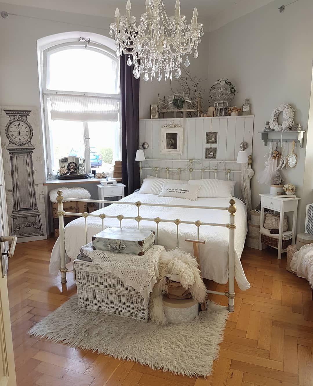 schlafzimmer uhrshabbychic flohmarktfunde antik