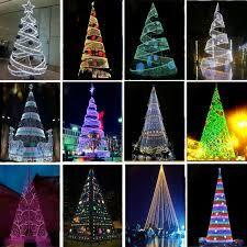 Image Result For Shopping Mall Outdoor Christmas Tree Ukrasheniya Dizajn Novyj God