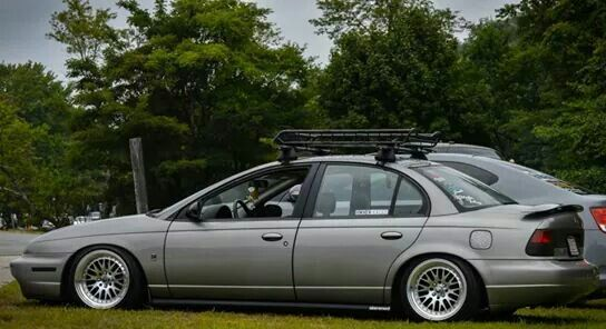 Saturn Sl2 Slammed Xxr S Roof Rack Static Clean Sick