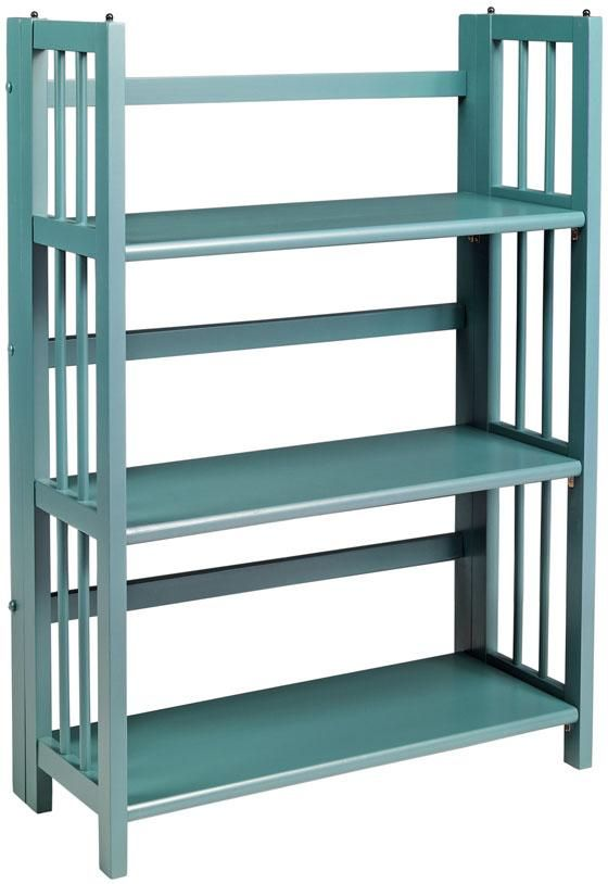 Folding Stacking Bookcase At Home Decorators Collection