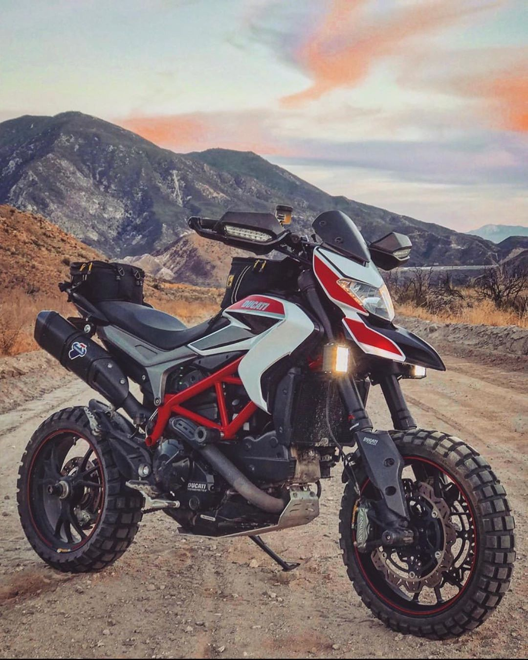 """Dual Sport ADV on Instagram """"How fast would you go off"""