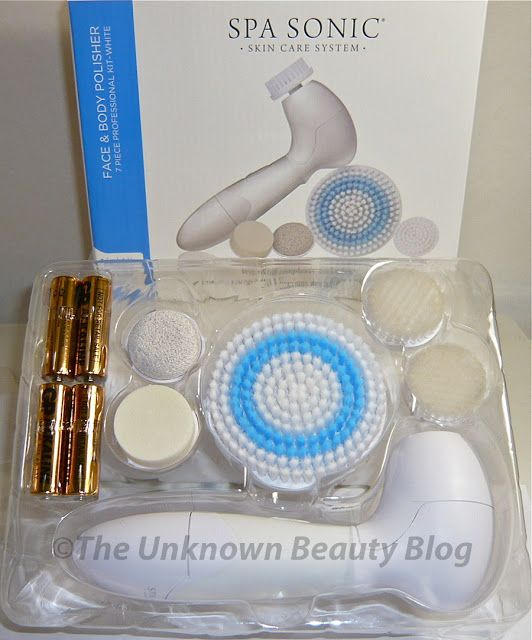 Time To Pamper Yourself With The Spa Sonic Skin Care System Skin Care System Sonic Skin Care Skin Care Cream
