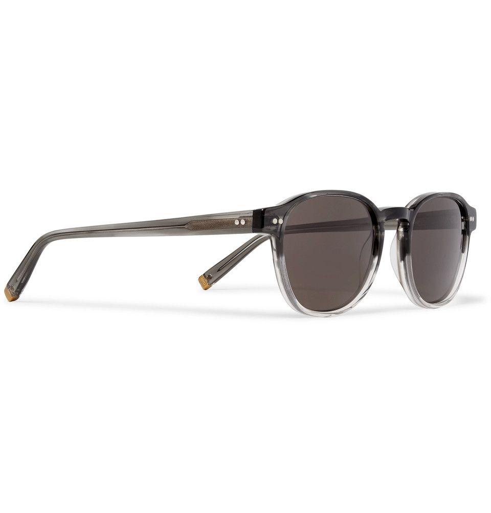 d5ab3b460924 Moscot - Arthur Round-Frame Acetate Sunglasses