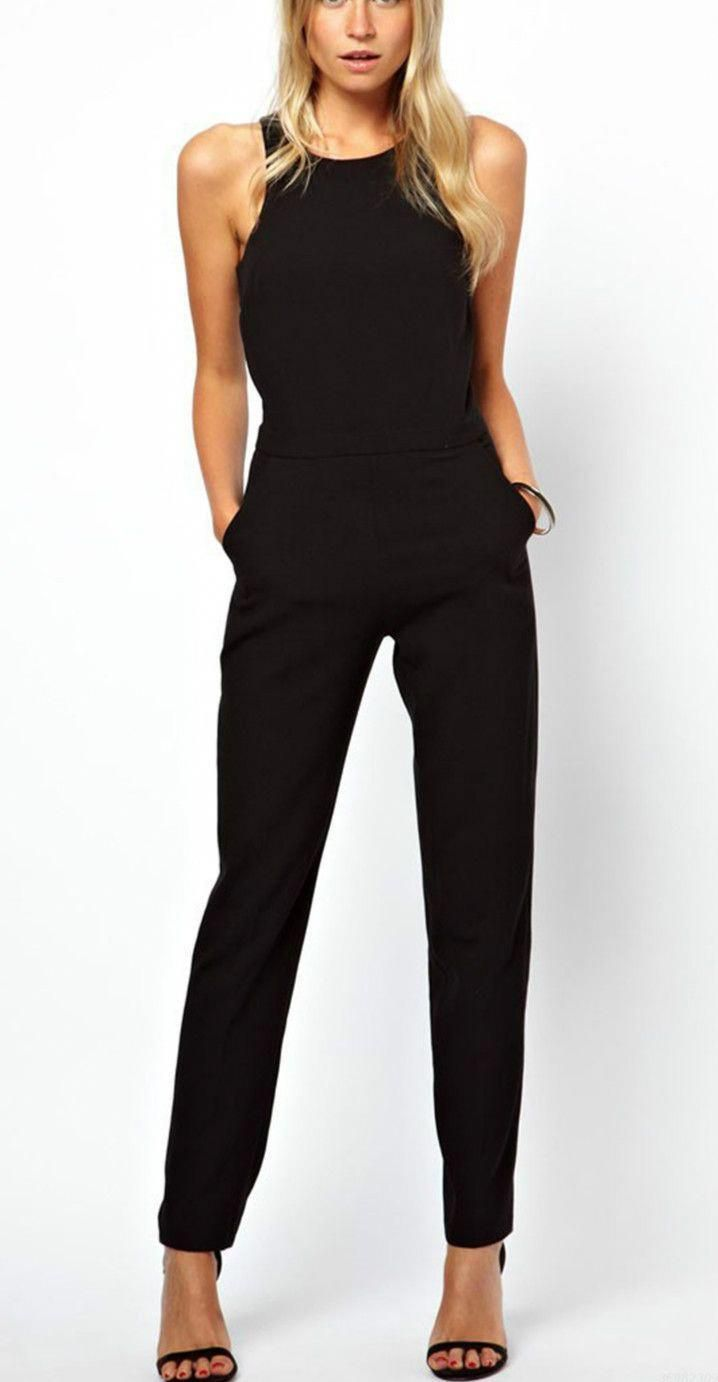 forefront of the times special discount of best choice Jumpers And Rompers | White Jumpsuit Dress | Dressy Black ...