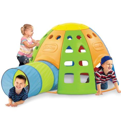 Little Tikes Tunnel N Dome Climber For 149 99 Littletikes