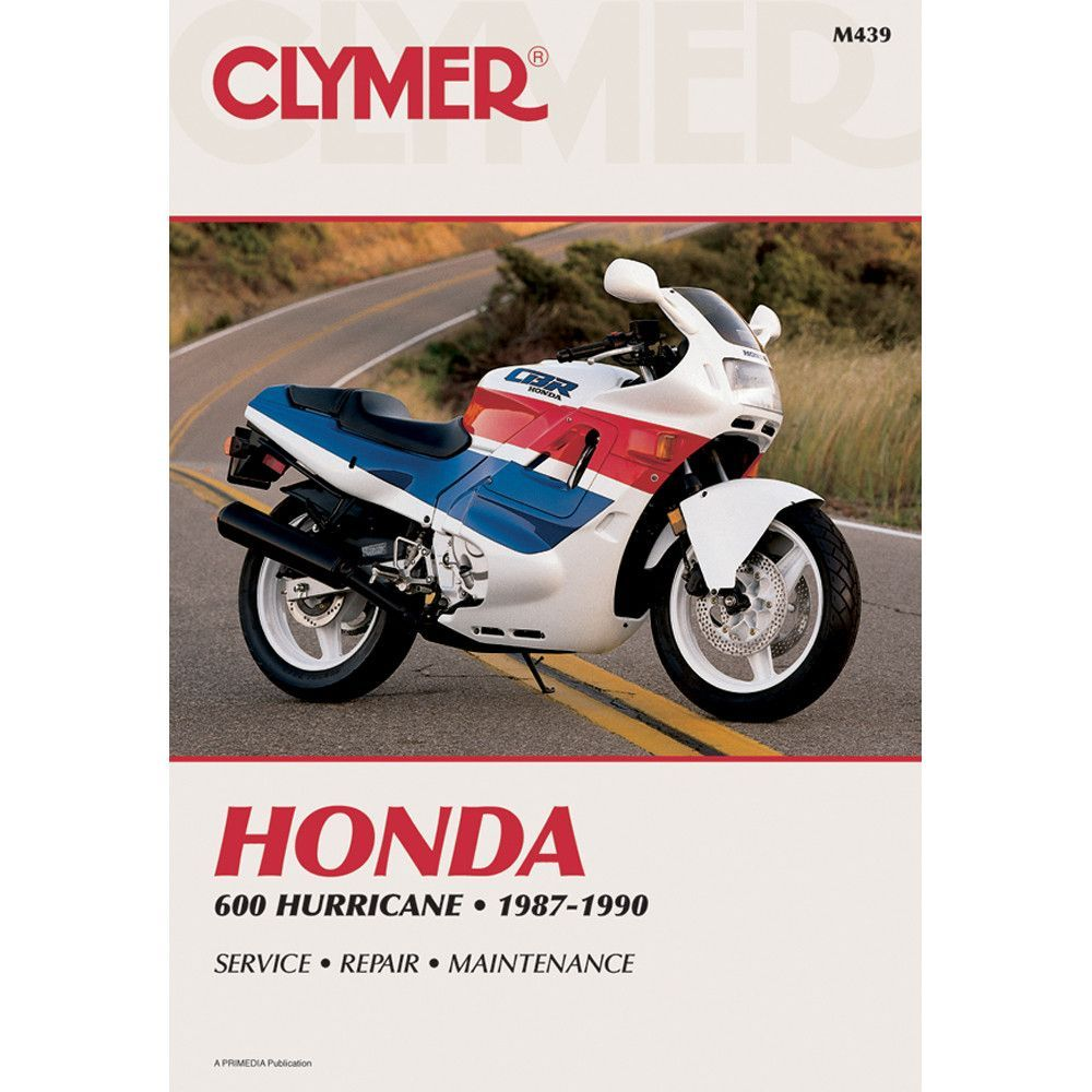 Honda Hurricane motorcycle repair manuals are written specifically for the  do-it-yourself enthusiast. From basic maintenance to troubles