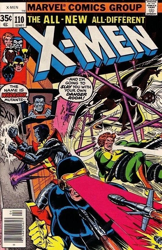 The X Men 110 The X Sanction Issue Marvel Comics Covers X Men Comics