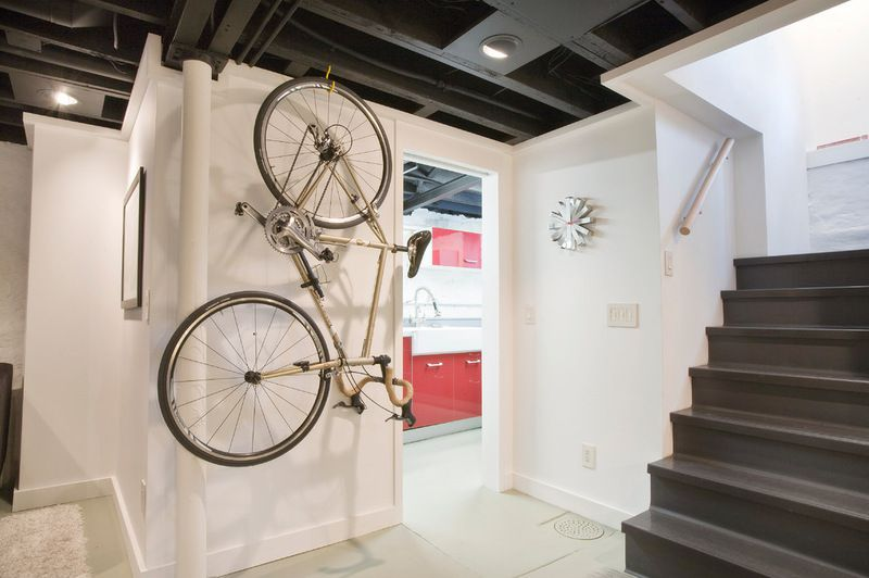 Best Below My Houzz An Inviting Basement With Industrial Edge 640 x 480