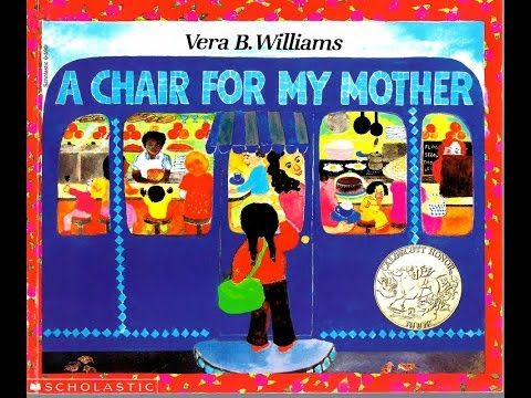 A Chair For My Mother By Vera B Williams Reading Rainbow Books Chil Mother Books Reading Rainbow Mentor Texts