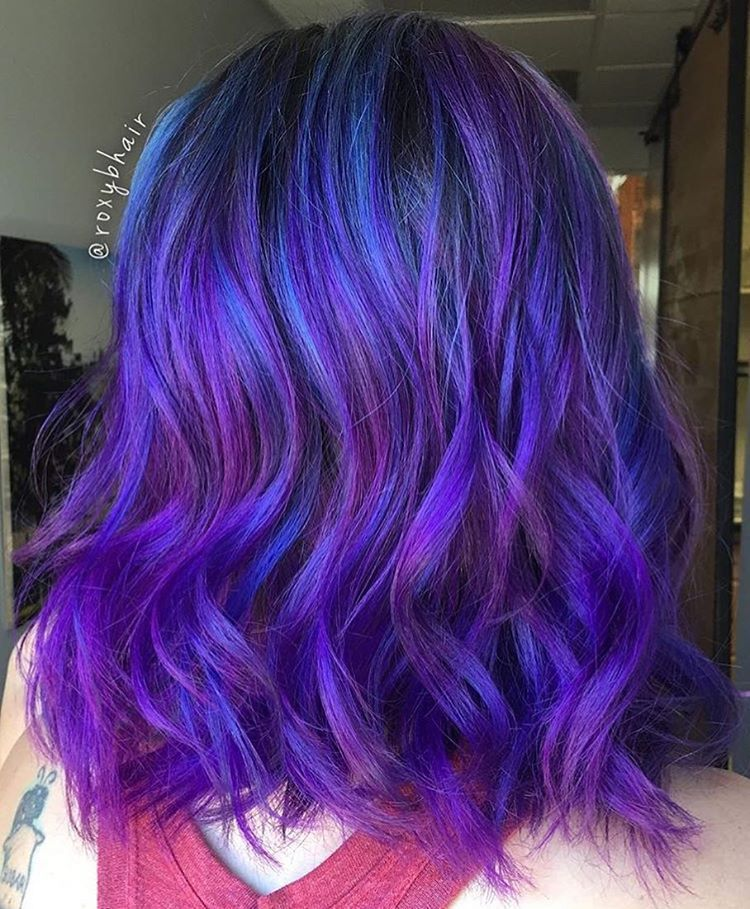 70 Likes, 1 Comments - Rainbow Hair (@spectrum.hair) on Instagram ...