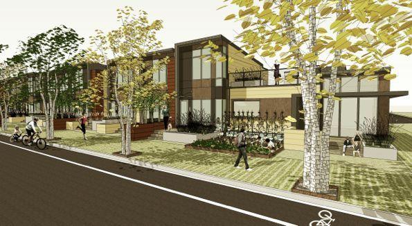 Michelle Kaufmann Co-housing
