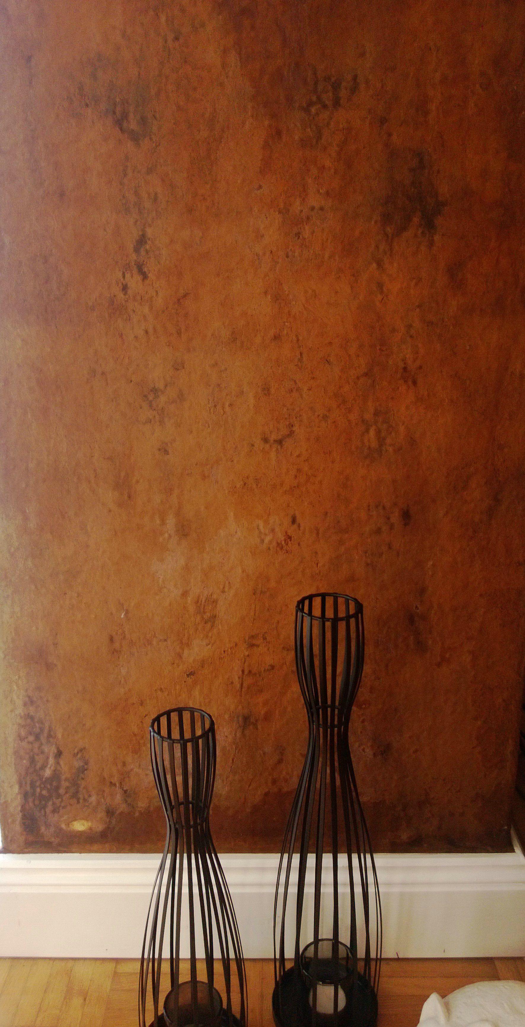 Rostoptik Flussigeisen Mit Aktivator Von Farbwerk Maleco Hamburg Foto Und Verarbeiter Malerbetrieb Frank Jordan Rat Wandgestaltung Ratekau Malerbetrieb