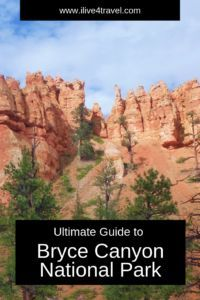 A Guide to visiting Bryce Canyon National Park, Utah #utahusa