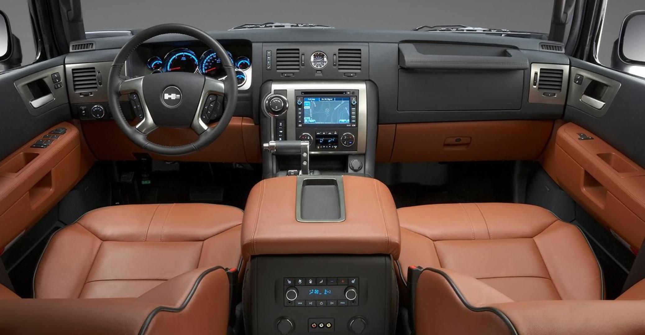 2014-2015 Hummer H2 Interior Dashboard | Jeep | Pinterest