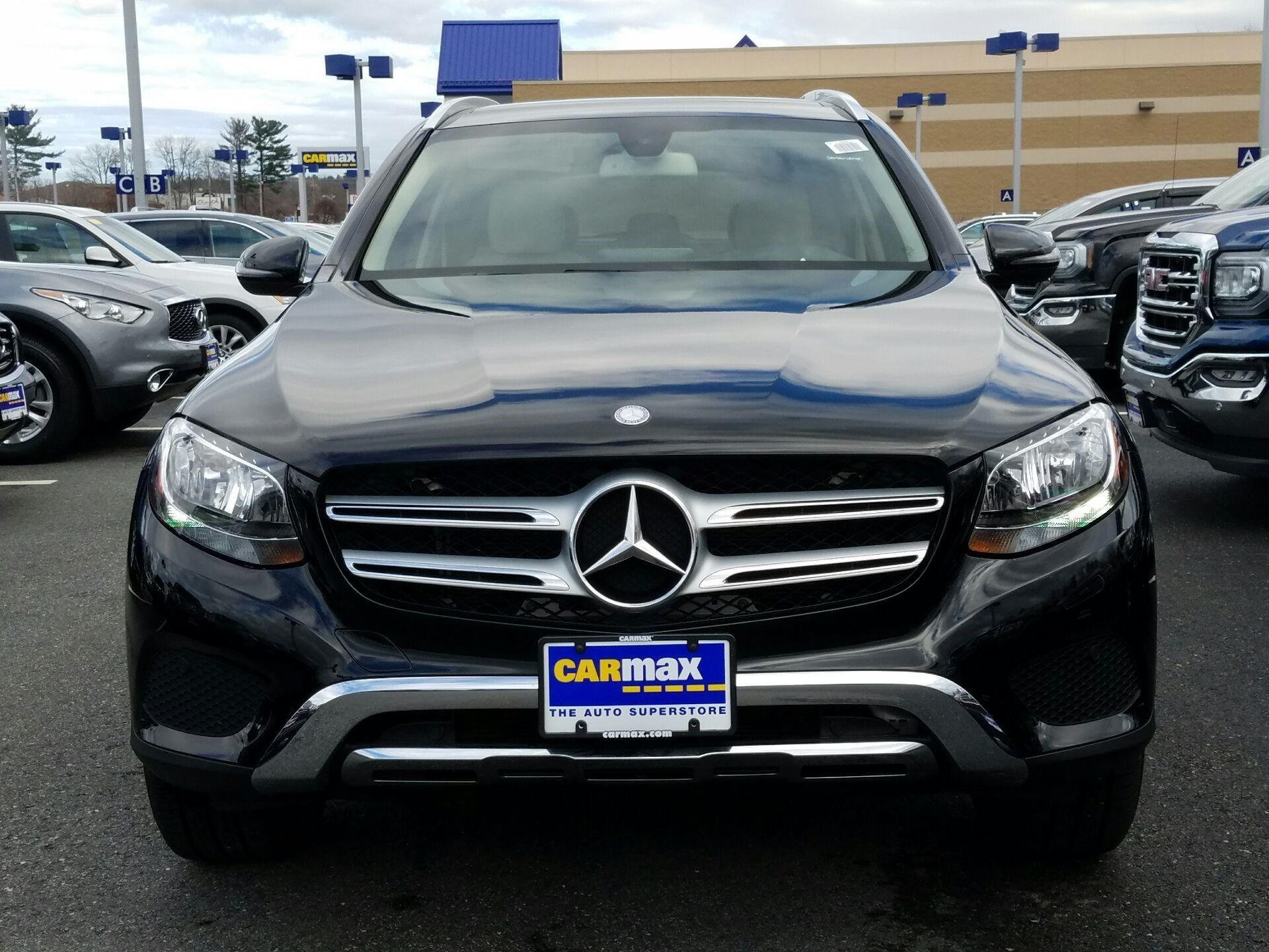 Used 2017 Mercedes Benz Glc300 In Boston Massachusetts Carmax