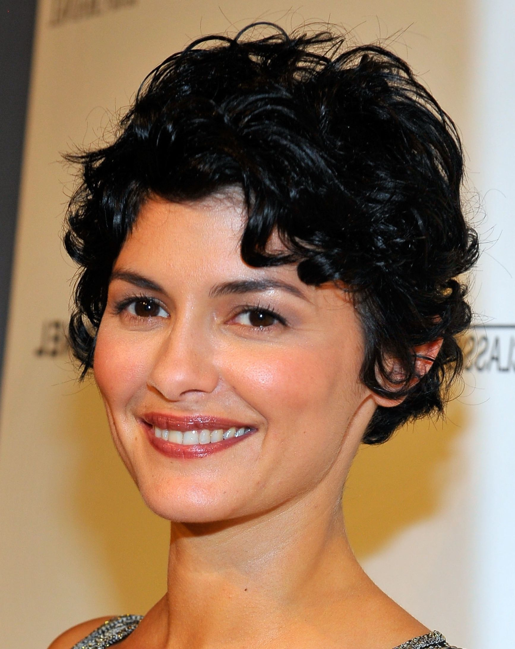 Images For Pixie Haircut Audrey Tautou Haircuts Pinterest