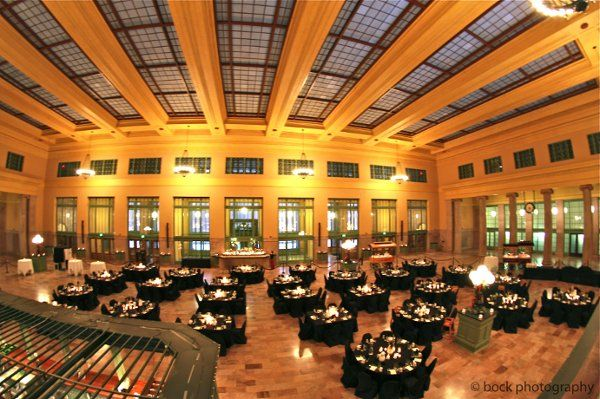 Cheap Wedding Ceremony And Reception Venues Mn: Christos Union Depot Place, Wedding Ceremony & Reception