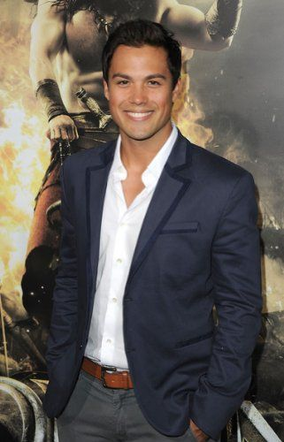 Michael Copon <3 Such a perfect handsome man. Ah I'm in love~