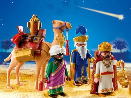 Playmobil 5589 Christmas Three Wise Kings