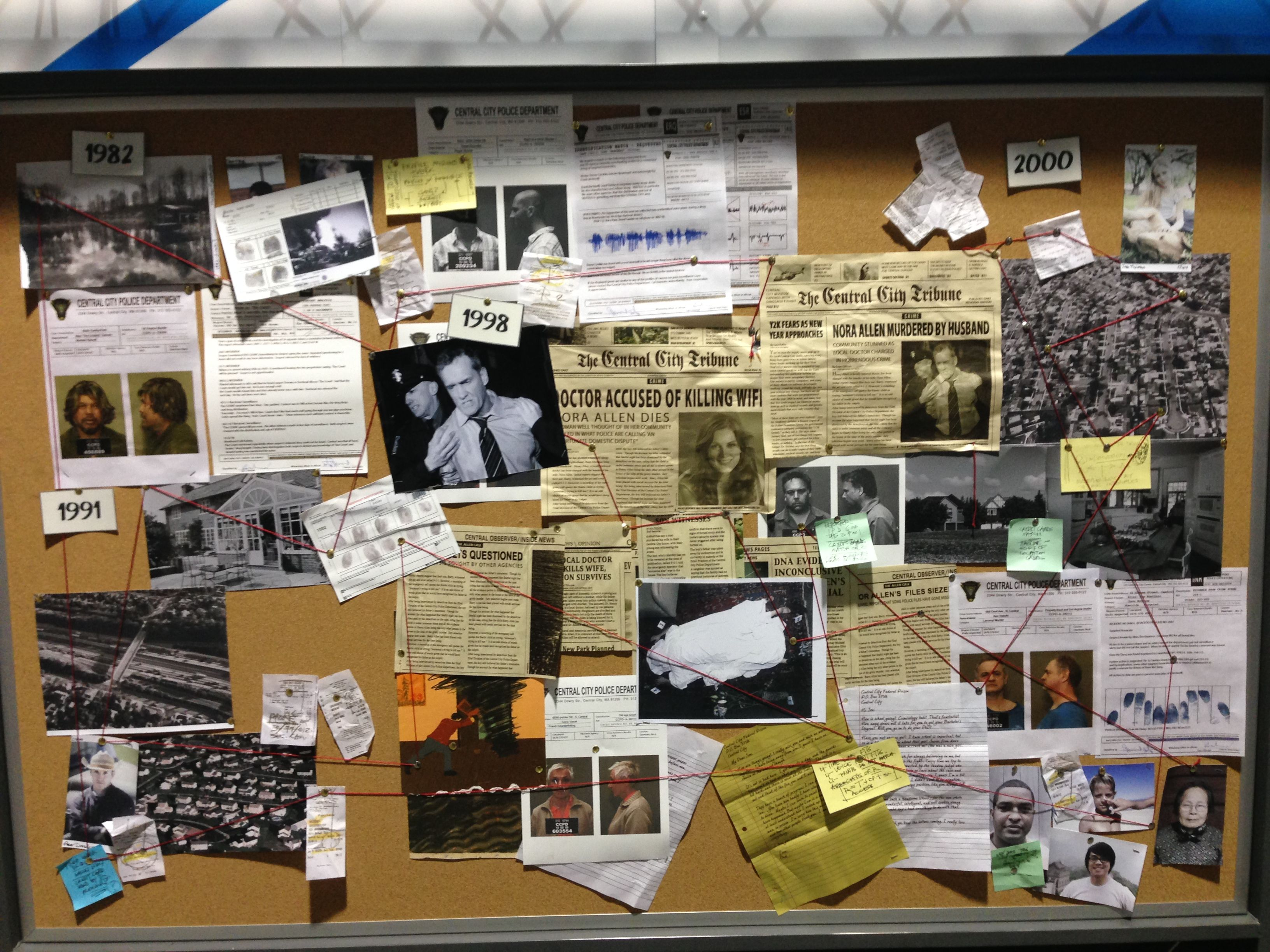 how to make a pinboard private