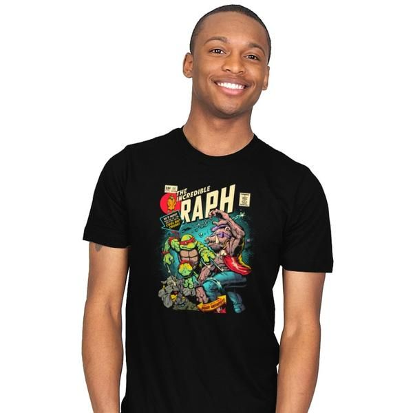 The Incredible Raph T-Shirt - TMNT T-Shirt is $13 today at Ript!