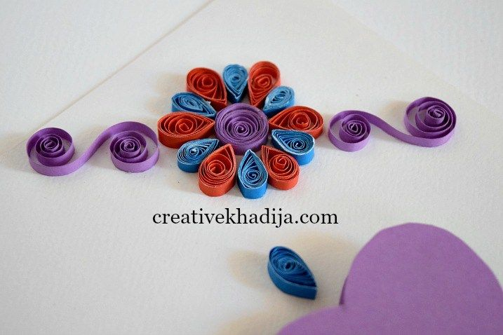 Paper quilling cards making ideas for eid and birthday paper paper quilling cards making ideas for eid and birthdayhandmade quilling cards greeting cards for salehandmade cards by creative khadija bookmarktalkfo Image collections