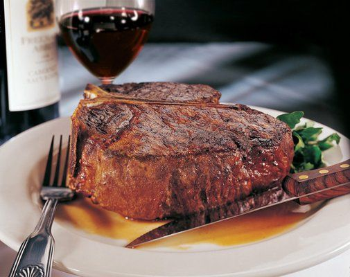 Steak From Mortons Steak House Food Steak How To Cook Steak