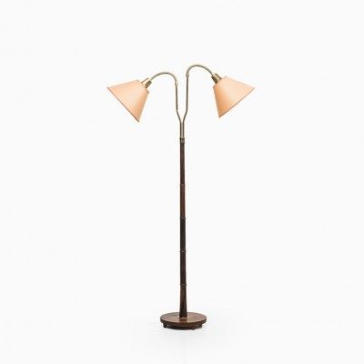 Located using retrostart.com > Floor Lamp by Unknown Designer for Falkenbergs Belysning Sweden